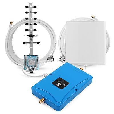 3G 1900MHz 70dB Cell Phone Signal Booster Kit Wireless Repeater Yagi Antenna Kit 1900 Mhz Yagi Antenna