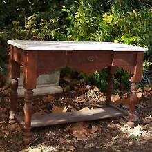 Victorian Marble Topped Washstand Martin Gosnells Area Preview