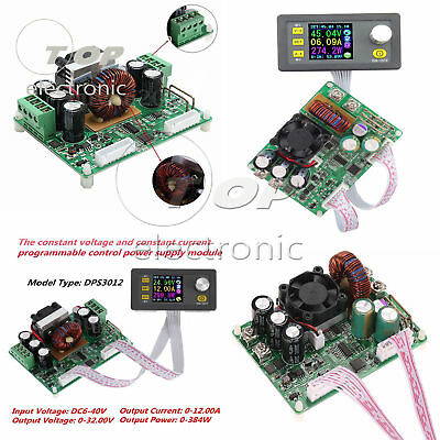 Dps30v12a Dps5015 Dps5020 Digital Programmable Power Supply Module