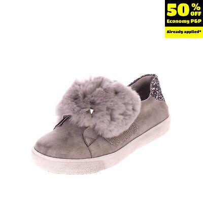 OCA-LOCA Sneakers EU 31 UK 12.5 US 13.5 Dirty Look Treated Shiny Effect Glitter