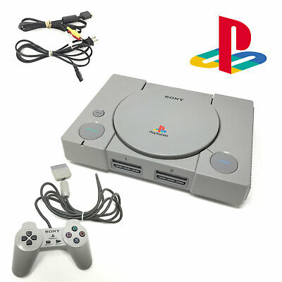 Sony PlayStation 1 PS1 Console Complete