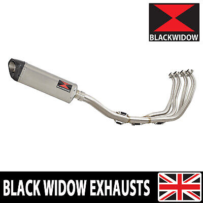 Used, YZF 1000 R Thunderace 96-03 Exhaust System Stainless Tri Oval Silencer SC35T for sale  Bedford