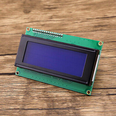 Blue Serial Iic 2004 204 20x4 Character Lcd Display Module Interface For Arduino