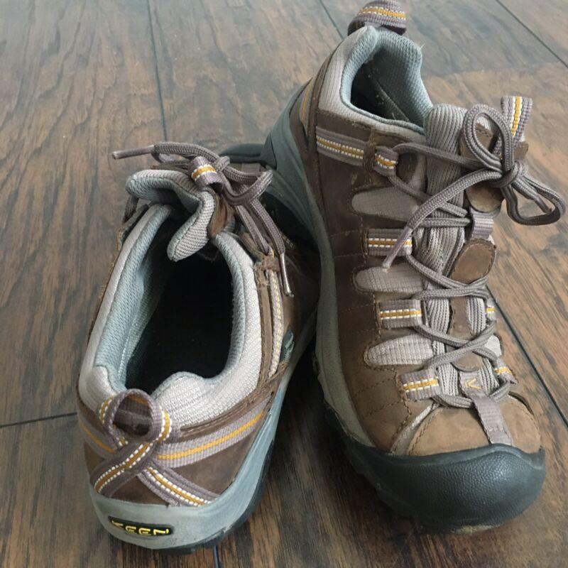 KEEN | Targhee eVent Cross-Training hiking Shoes women size 8 Waterproof