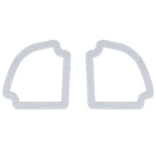 67 68 69 70 71 72 Chevy & GMC Truck Back Up Reverse Light Lamp Lens Gaskets Pair