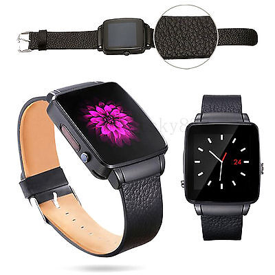 Bluetooth Smart Wrist Watch Phone For Android Samsung Note Edge LG Nexus 4 5 6