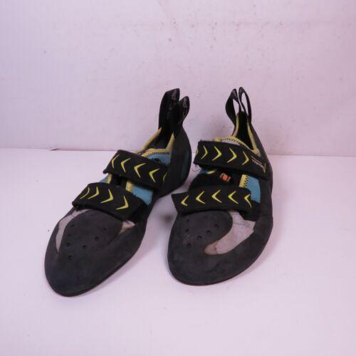 Scarpa Vapor V women's climbing shoes Sz 8 EU 39.5