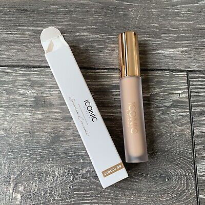 Iconic London Seamless Concealer In Fawn BNIB RRP £22