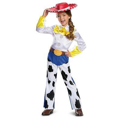 Toy Story Jessie Toddler Halloween Costume (Disguise Toddler Girls 2/2T Toy Story 4 Jessie Cowgirl Halloween)