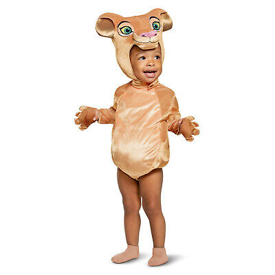 Nala Lion King Halloween Costume (Disney Baby Lion King Nala Halloween Costume Plush Infant Girls 6-12 12-18)