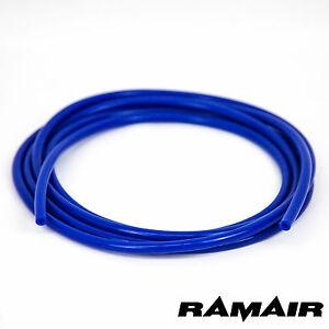 Silicona-7mm-x-3m-Vacio-Manguera-Boost-agua-Linea-De-Conducto-Azul
