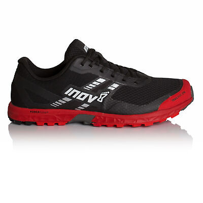 Inov8 Trailroc 270 Mens Black Running Sports Shoes Trainers Sneakers