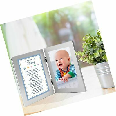Baby Boy Frame For Mommy - Sweet Words From Son - Add Photo - $58.99