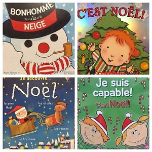 6 French Christmas Books For Kids