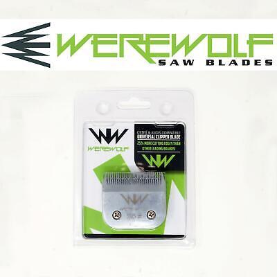 Werewolf Profesional Perro Esquiladora Hojas Tamaño 30 Para Oster , Andis ,...