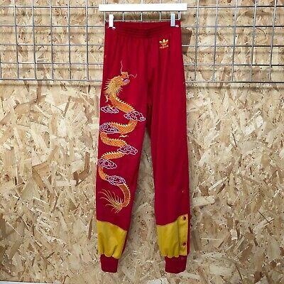 AMAZING Adidas Jeremy Scott Dragon Track pants/bottom/trousers XS-SMALL unisex