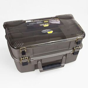 Plano PLA 144402 Guide Series Satchel Tackle Box 4fach Angelkoffer 47x29x22cm