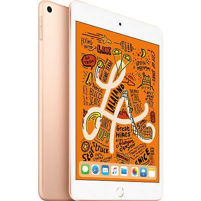 Apple iPad mini (2019) MUQY2 64GB Wifi - Oro