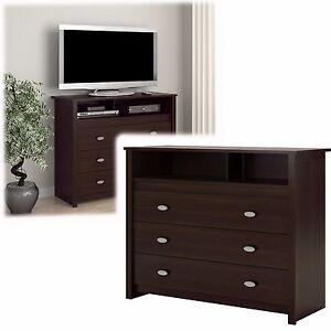 tv dresser ebay. Black Bedroom Furniture Sets. Home Design Ideas