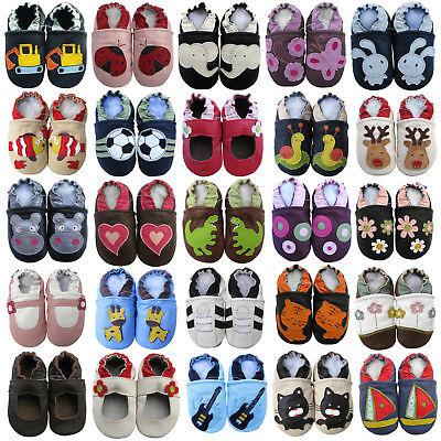 carozoo baby soft sole leather slippers best seller prewalke