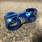 Blue BMX Bike Stems