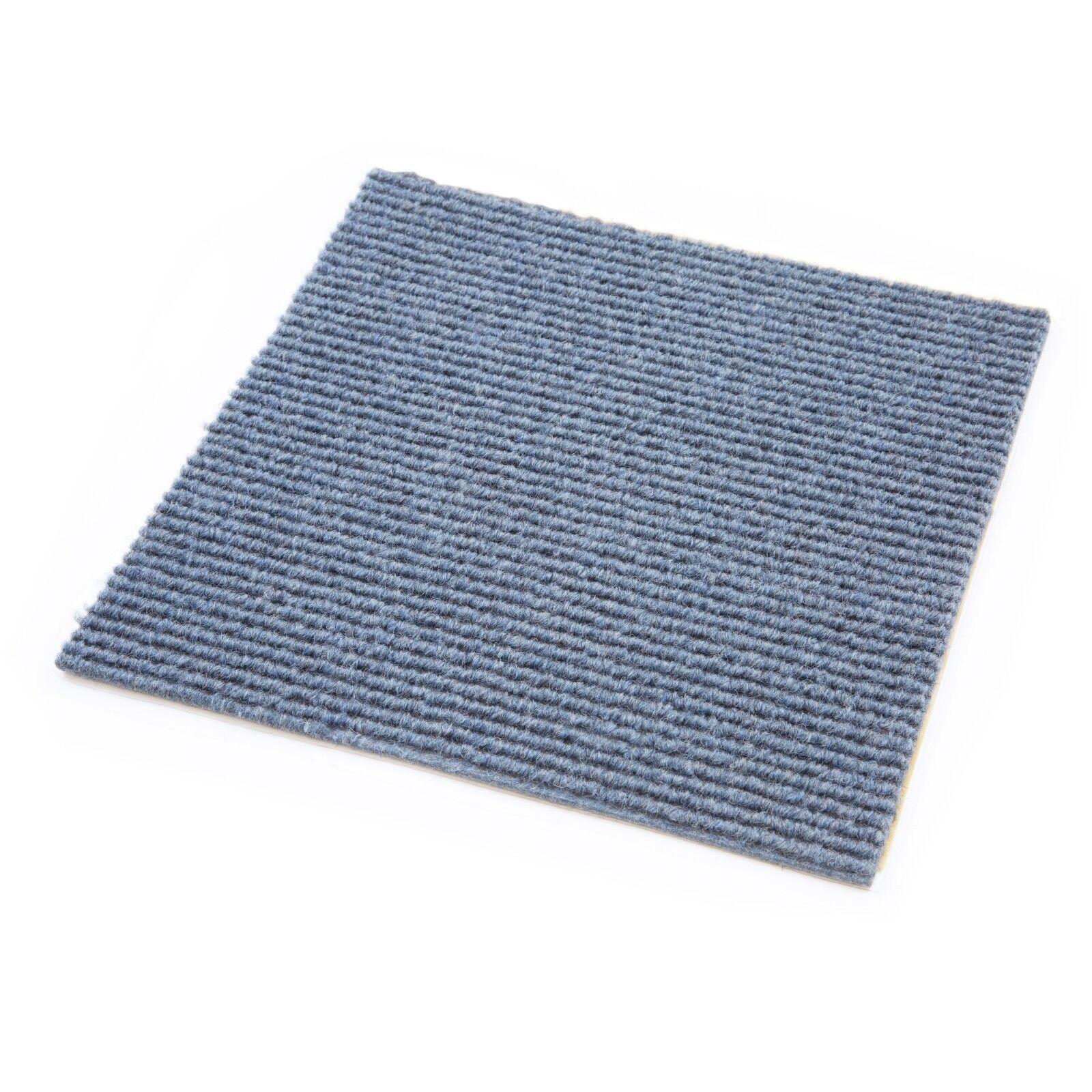 Flooringinc berber carpet tiles peel and stick 12 x 12 grey and brown