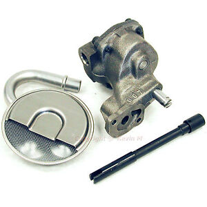 Oil Pump: Oil Pump Chevy 350