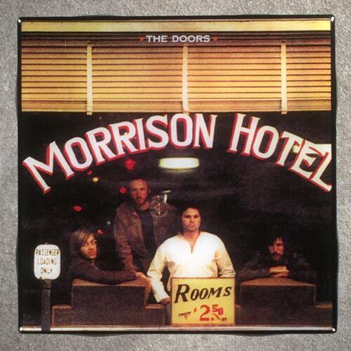 The Doors Morrison Hotel Coaster Custom Ceramic Tile