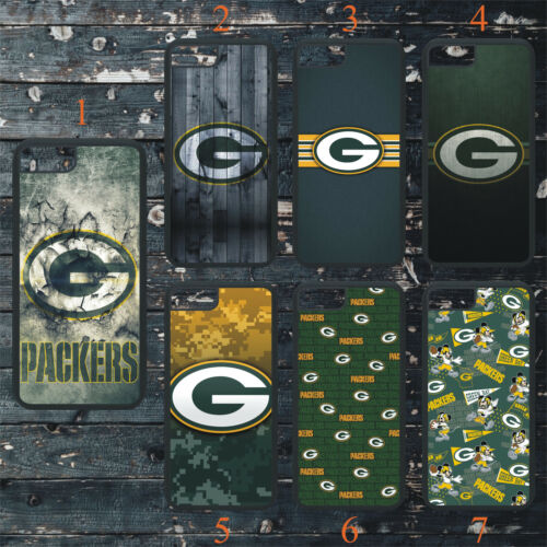 GREEN BAY PACKERS PHONE CASE COVER FITS iPHONE X 11 12 SAMSUNG S10 S20 S21