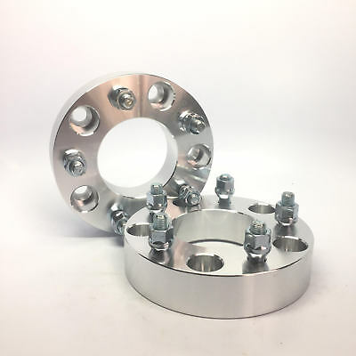 Custom Wheel Spacers Adapters ¦ 5x5.5 (5x139.7) To 5x5.5 1.5 Inch 38mm ¦ 9/16