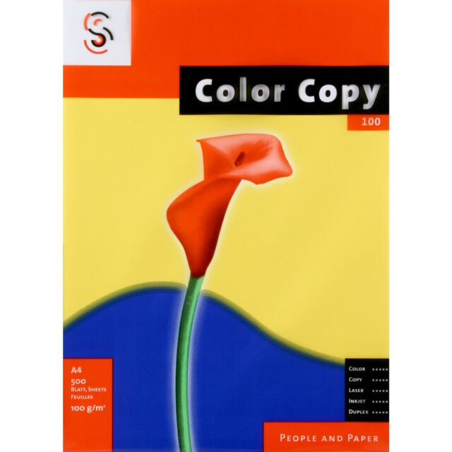 Papyrus Color Copy 100, Papier
