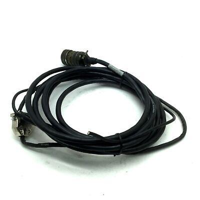 Aerotech 630c1380-2 Rev B Permanent Magnet Servo Motor Cable 18