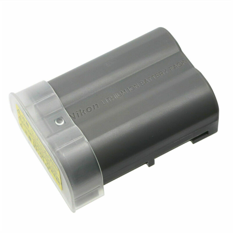 Original Nikon EN-EL15a Battery for Nikon D7500 D7100 D7200 D7000 D810 D850 D750