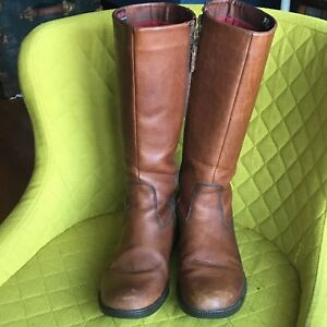 Women's Kodiak Leather Boots (Waterproof)