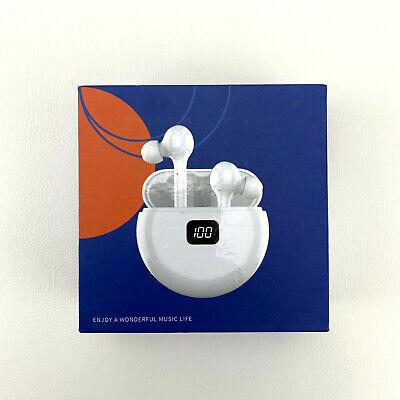 TW13 Bluetooth V5.0 Wireless in-Ear Earphone Headset Mic Stereo LED Disp