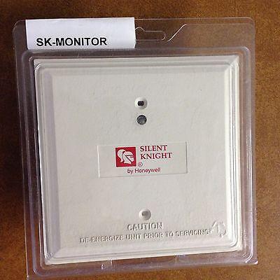 Silent Knight Sk-monitor Fire Alarm Monitor Module
