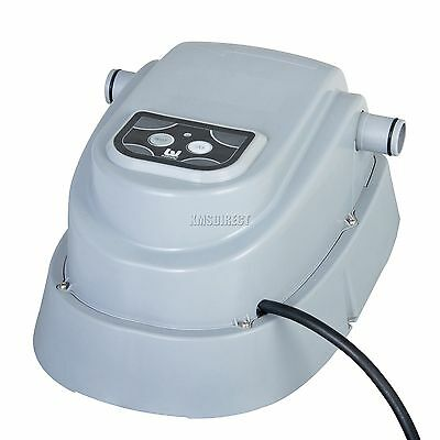 Bestway Electric Swimming Pool Heater Up to 15FT 2.8KW For Above Ground BW58259