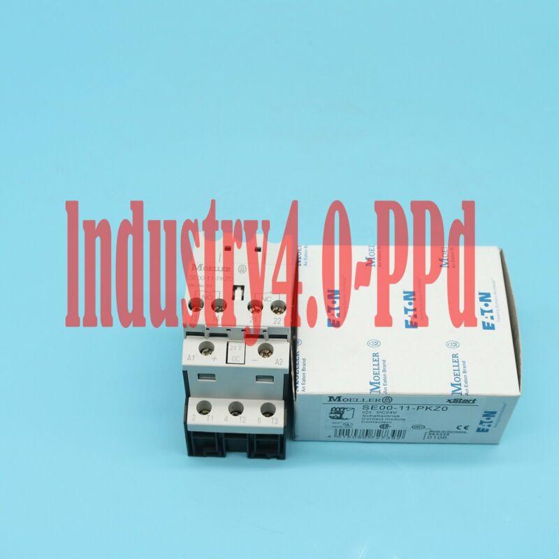 1pc New EATON MOELLER SE00-11-PKZ0 Contactor NEW IN BOX