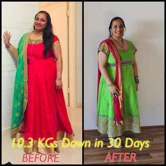 Weight Lose Program- 10 KGs down in 30 days.