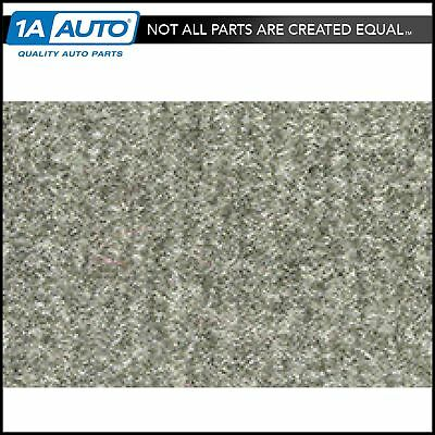 for 1992-98 Pontiac Grand Am 4 Door Cutpile 7715-Gray Complete Carpet Molded