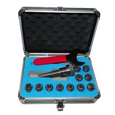 Er20 Collet Chuck With Mt2 Tool Hold Set 11 Pcs 2mt Er 20 Tool Holder