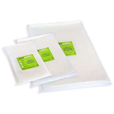 150 Vacuum Sealer Storage Bags for Food Saver, Seal a Meal V