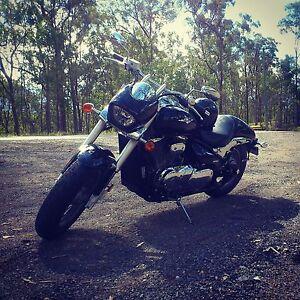 2011 Suzuki Boulevard M50 (VZ800) Wilston Brisbane North West Preview