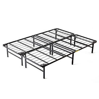 intelliBASE Lightweight Easy Set Up Bi-Fold Platform Queen M