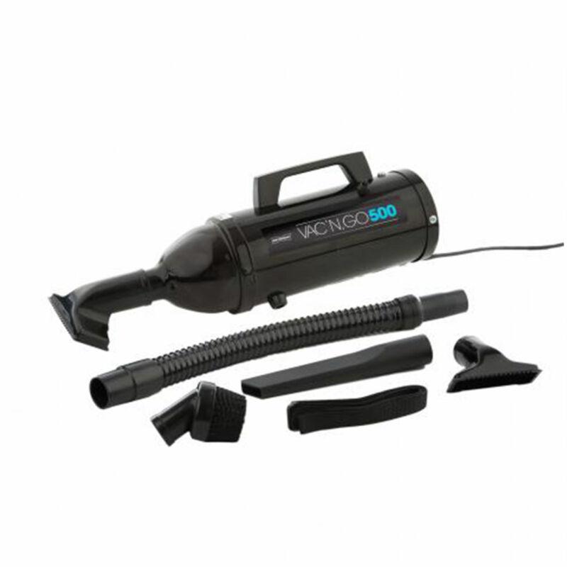 MetroVac Vac N Go 500W Hi Performance Hand Vac Dry Vacuum with Hose (Open Box)