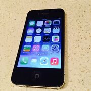 iPhone 4 32gb black unlocked  Surfers Paradise Gold Coast City Preview