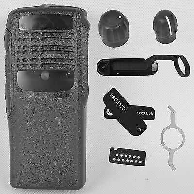 Black Replacement Repair case Housing cover for motorola PRO5150 portable Radio