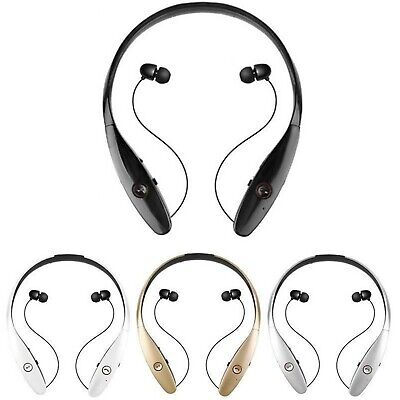Bluetooth Headset 900 Series Neckband Wireless Headphone For iPhone LG Samsung