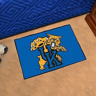 """Kentucky Wildcats 19"""" X 30"""" Starter Area Rug Mat"""
