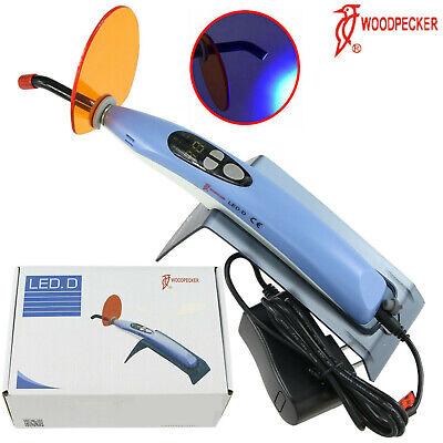 Original Woodpecker Dental Curing Light Wireless Led D Resin Cure Lamp Fda Ce